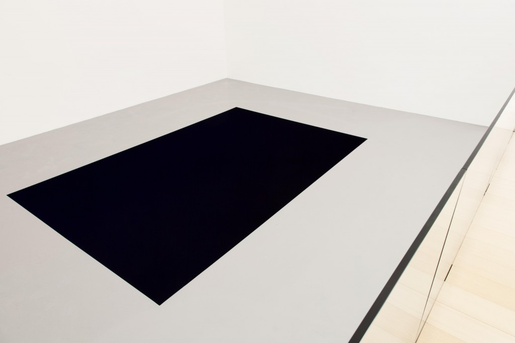 Anish Kapoor, Dark Brother, 2005. Courtesy Fondazione Donnaregina per le arti contemporanee, Napoli. Foto © Amedeo Benestante.