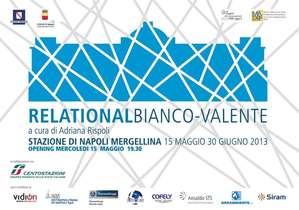 Bianco-Valente, Relational, 2013