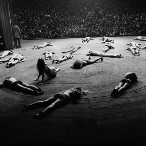 Fabio Donato, Living Theatre. Paradise Now, Napoli, Teatro Mediterraneo, 1969. Courtesy Fabio Donato