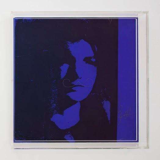 Alighiero Boetti, AB:AW=MD:L, 1967. Collezione Enea Righi, Bologna. In comodato a Madre · museo d'arte contemporanea Donnaregina, Napoli. Foto © Amedeo Benestante. In esposizione fino a dicembre 2016.