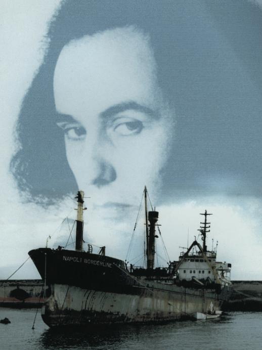 Vettor Pisani, Napoli Borderline, 1973-2006. Collezione Mimma Pisani, Roma. Ritratto dell'artista di Elisabetta Catalano