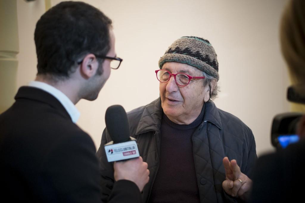 Gerardo Di Fiore approda a Giugliano. Foto © Ludovica Bastianini.