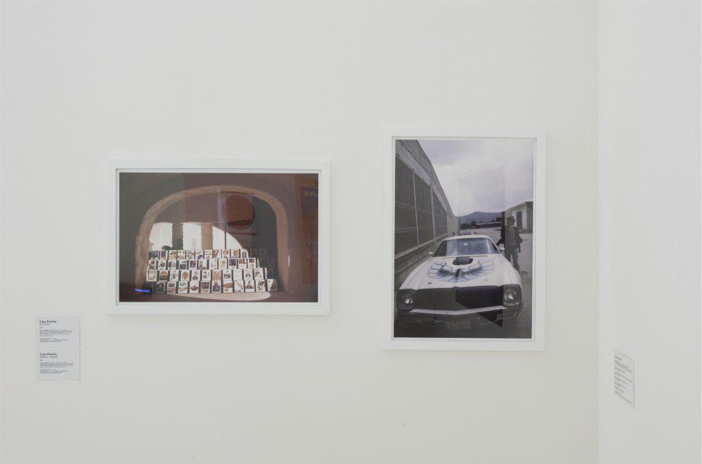 Lino Fiorito, NA.NY.NA.; Polittico / Polyptych, 1980. Courtesy the artist. On loan to Madre · museo d'arte contemporanea Donnaregina, Naples. Photo © Amedeo Benestante.