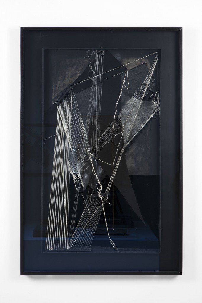 Maria Lai, Ricucire il mondo, 2008. Collezione privata, Napoli. In comodato a Madre · museo d'arte contemporanea Donnaregina, Napoli. Foto © Amedeo Benestante