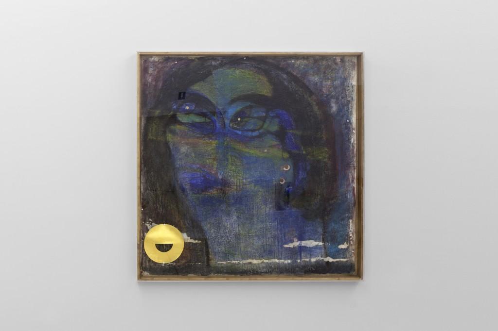 Marisa Merz, Untitled / Senza titolo, 1984. Collezione privata, New York. In comodato a Madre · museo d'arte contemporanea Donnaregina, Napoli. Foto © Amedeo Benestante. In esposizione fino a gennaio 2016.