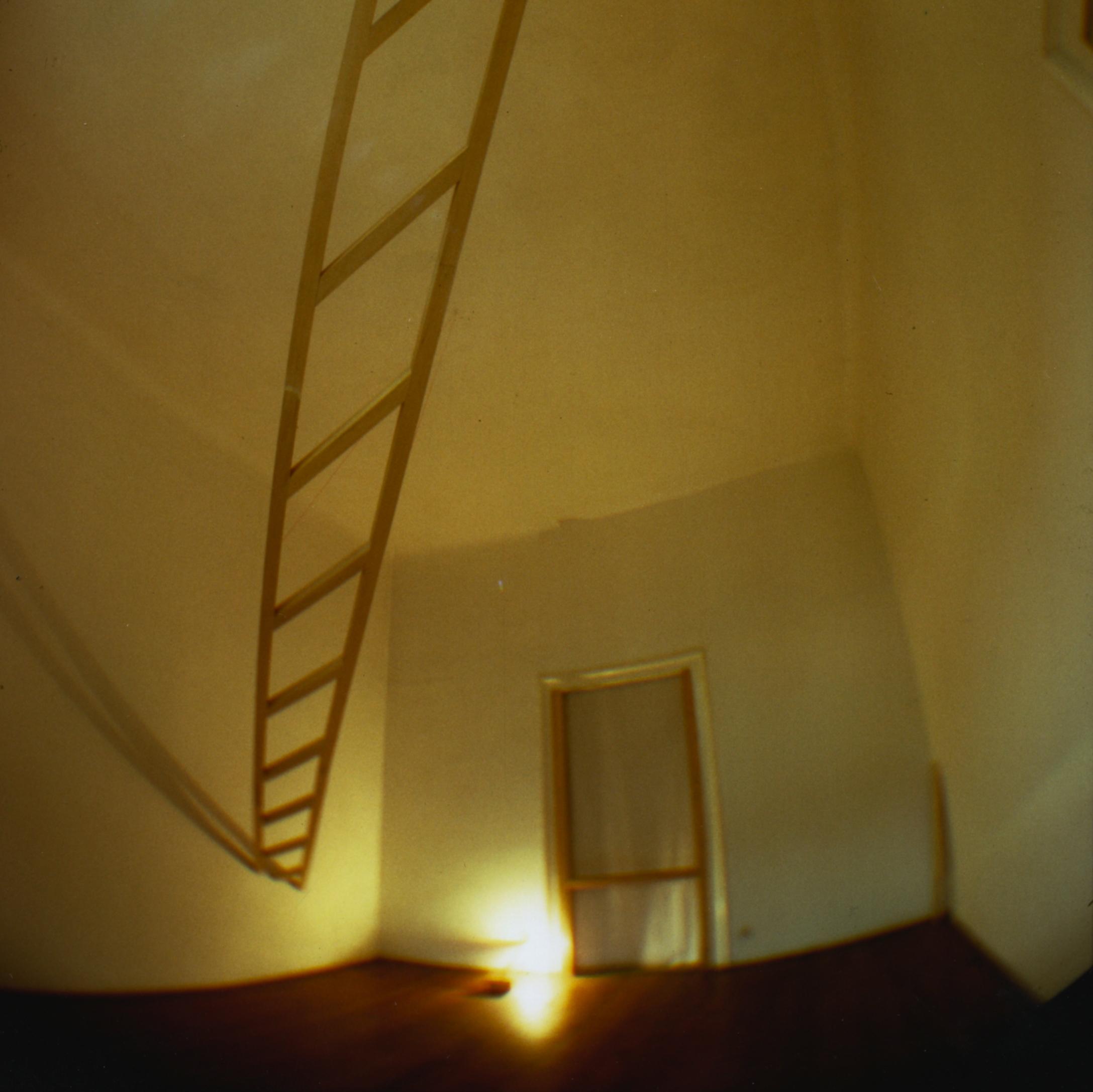 Marco Bagnoli – La Voce. Nel giallo faremo una scala o due al bianco invisibile