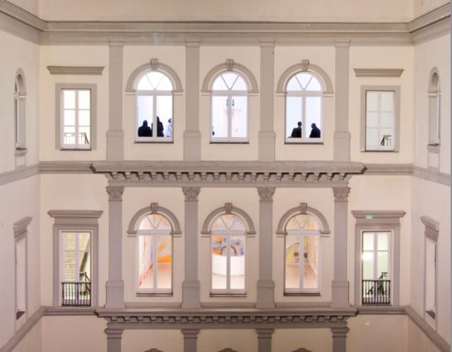 Palazzo Donnaregina. Foto © Amedeo Benestante.
