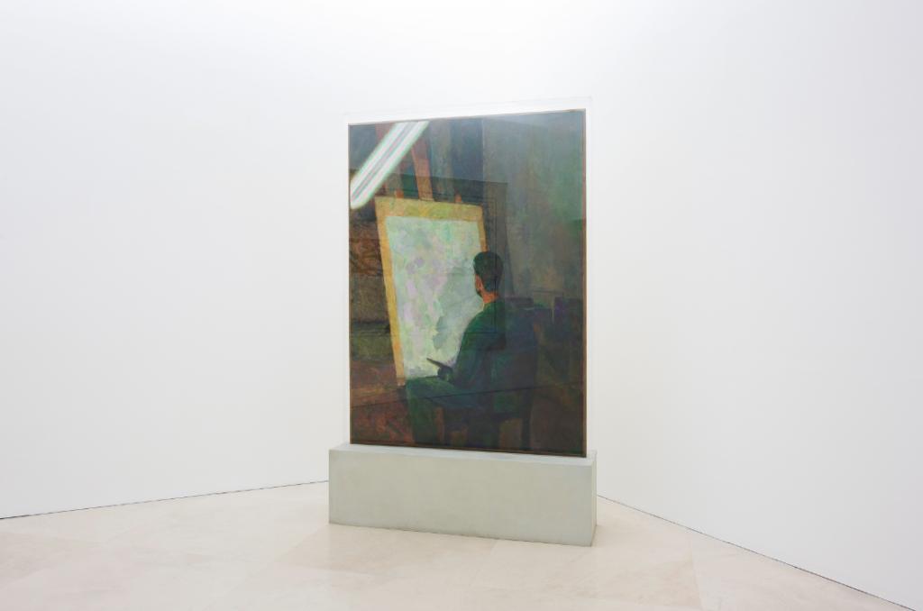 Ilya e Emilia Kabakov, The Happy Idea, 2002. Collezione Lia Rumma, Napoli. In comodato a Madre · museo d'arte contemporanea Donnaregina, Napoli. Foto © Amedeo Benestante.