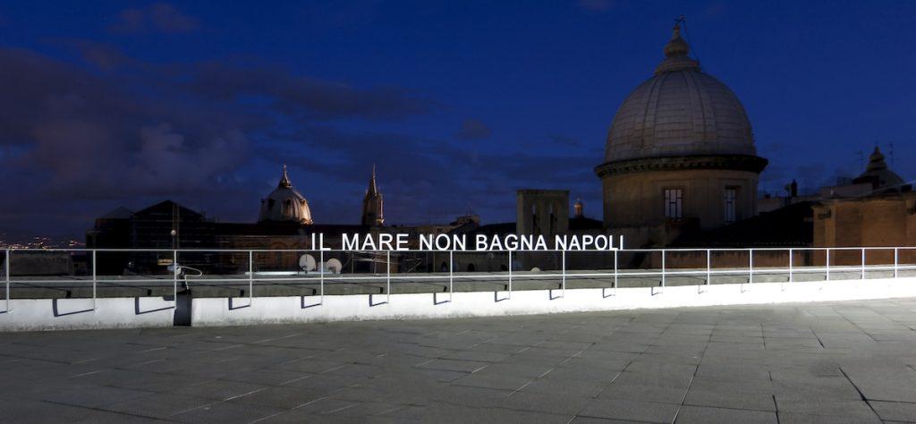 Bianco-Valente, Il mare non bagna Napoli, 2015. Courtesy gli artisti. In comodato a Madre · museo d'arte contemporanea Donnaregina, Napoli.