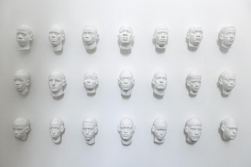 Christian Leperino, The Other Myself, 2014. Collezione Madre · museo d'arte contemporanea Donnaregina, Napoli. Foto © Amedeo Benestante.
