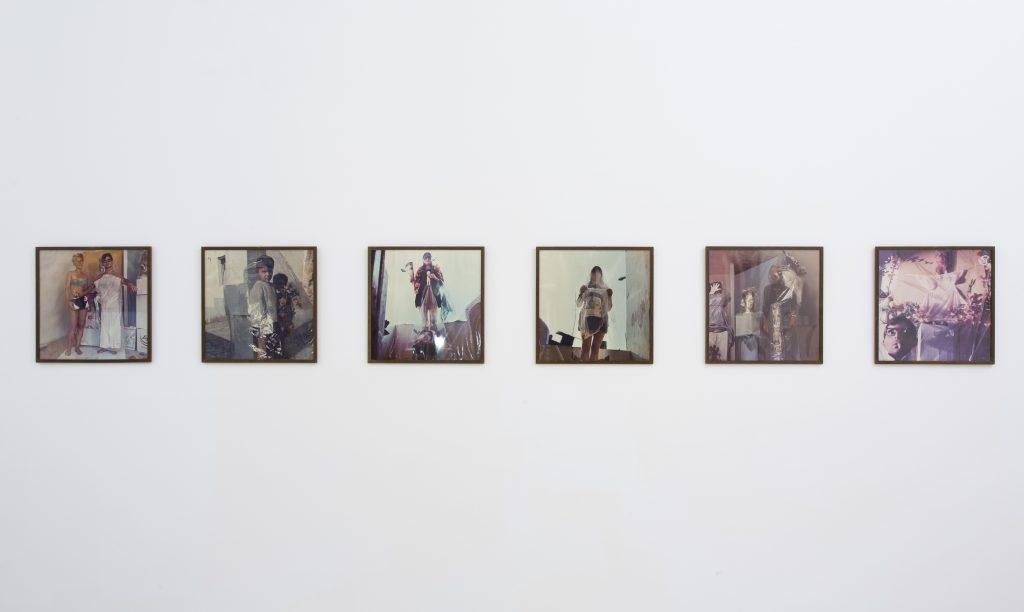 Giuseppe Desiato, Senza titolo, 1965. Collezione Fondazione Morra, Napoli. In comodato a Madre · museo d'arte contemporanea Donnaregina, Napoli. Foto © Amedeo Benestante.