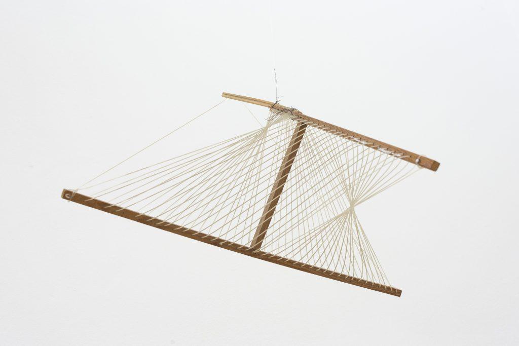Riccardo Dalisi, Struttura 2, anni Settanta. Courtesy l'artista. In comodato a Madre · museo d'arte contemporanea Donnaregina, Napoli. Foto © Amedeo Benestante.