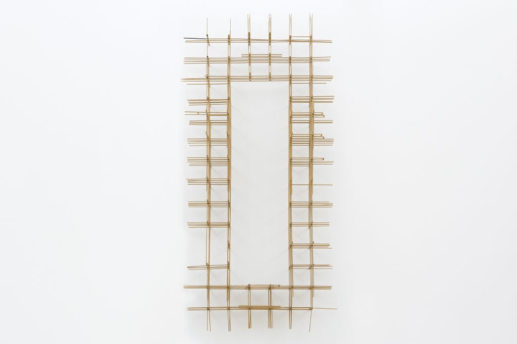 Riccardo Dalisi, Struttura 3, anni Settanta. Courtesy l'artista. In comodato a Madre · museo d'arte contemporanea Donnaregina, Napoli. Foto © Amedeo Benestante.