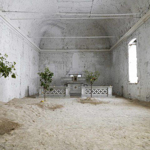 Gian Maria Tosatti, Sette Stagioni dello Spirito, 7_Terra dell'ultimo cielo, 2016. Courtesy l'artista, Galleria Lia Rumma, Milano/Napoli.
