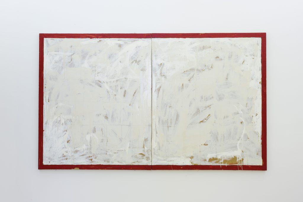 Mario Schifano, Senza titolo, 1971. Collezione Ernesto Esposito, Napoli. In comodato a Madre · museo d'arte contemporanea Donnaregina, Napoli. Foto © Amedeo Benestante.