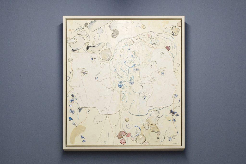 Carter, Trasformato Due Volte, 2012. Collezione Ettore Rosetta. Courtesy Galleria Annarumma, Napoli.  In comodato a Madre · museo d'arte contemporanea Donnaregina, Napoli. Foto © Amedeo Benestante.