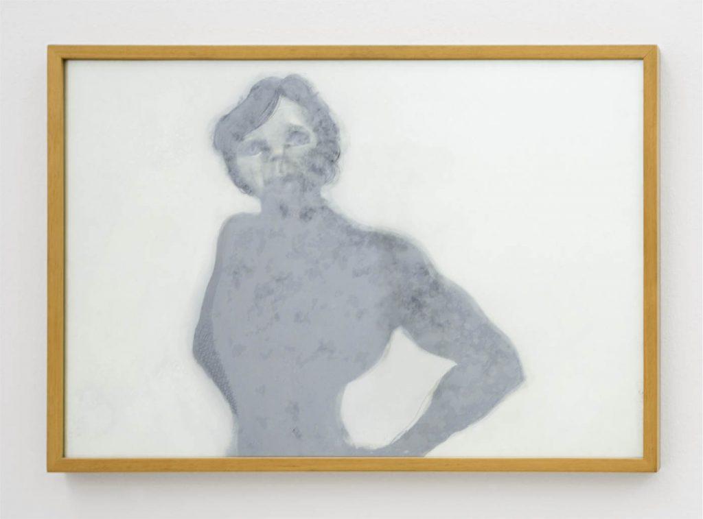 Roberto Cuoghi, Untitled (Body Builder), 2003. Collezione privata. In comodato a Madre · museo d'arte contemporanea Donnaregina, Napoli. Foto © Amedeo Benestante.