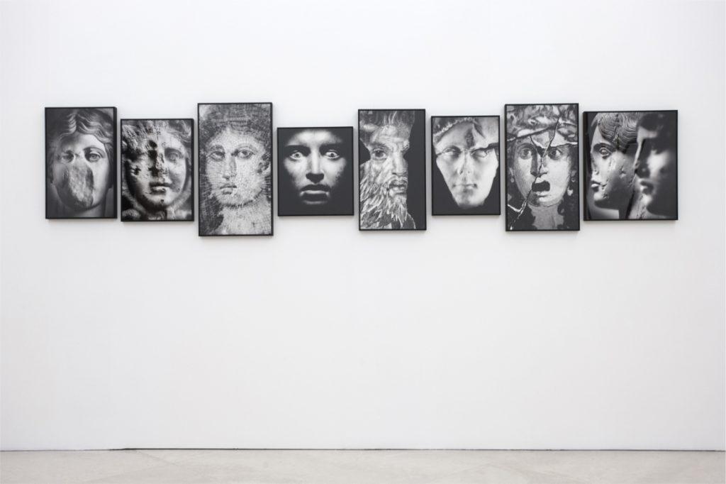 Mimmo Jodice, Anamnesi 8, 2014. Courtesy l'artista. In comodato a Madre · museo d'arte contemporanea Donnaregina, Napoli. Foto © Amedeo Benestante.