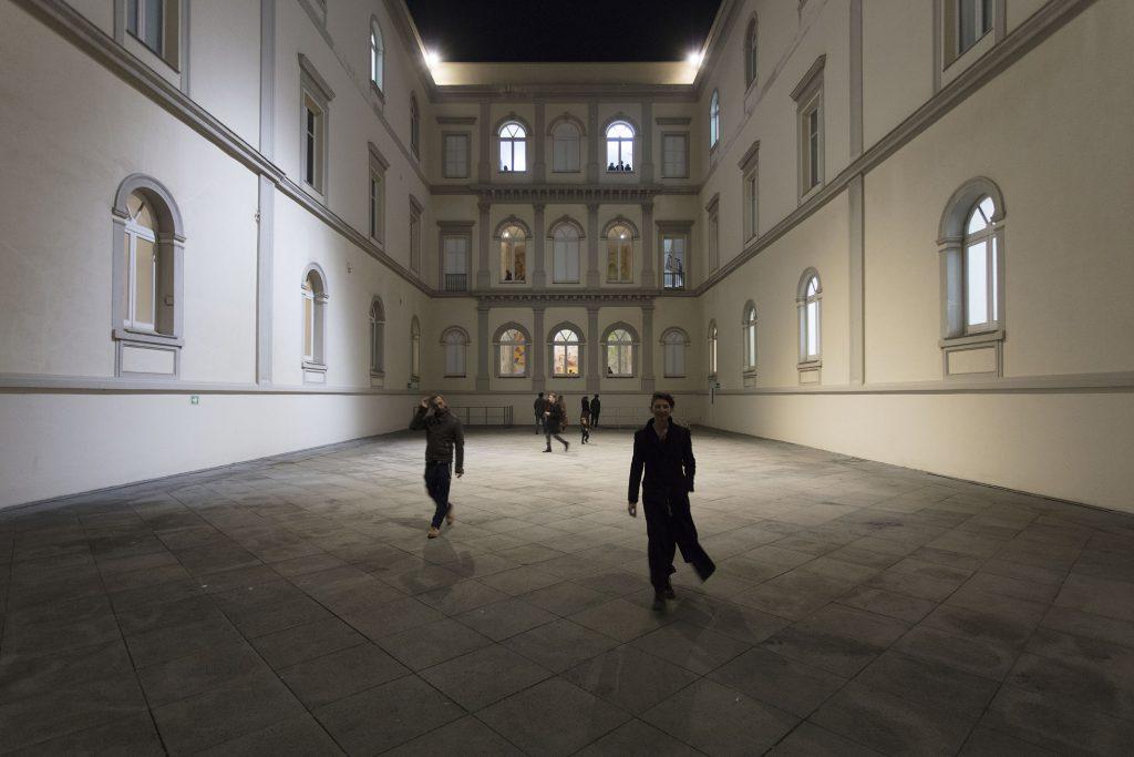 Madre – museo d'arte contemporanea Donnaregina. Courtesy Fondazione Donnaregina per le arti contemporanee, Napoli. Foto Amedeo Benestante.