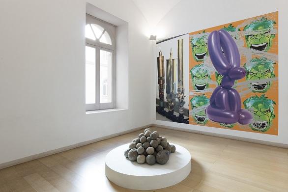 Pompei@Madre. Materia Archeologica. Le Collezioni. Vaduta della mostra al Madre · museo d'arte contemporanea Donnaregina, Napoli.  Foto © Amedeo Benestante.