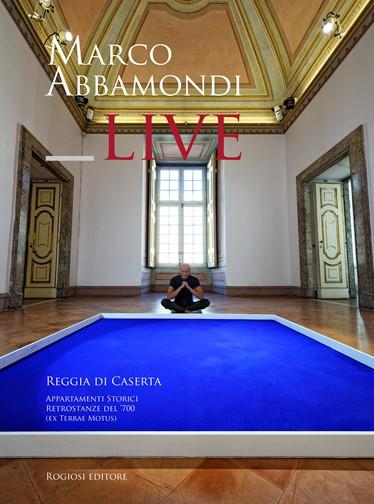 Marco Abbamondi, Live, Rogiosi editore, 2017 (copertina).